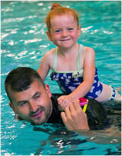 Kids Swimming Lessons